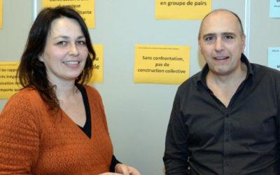 Co-formation entre professionnels de la protection de l'enfance et parents concernés