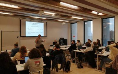 Coopération avec l'Association Nationale des Étudiants en Médecine de France (ANEMF) – Février 2020